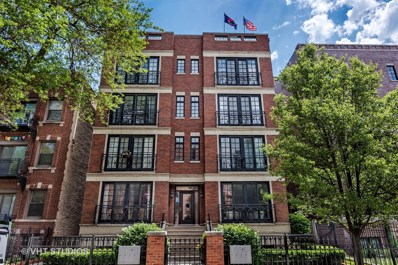 3735 N Wilton Avenue UNIT 4S, Chicago, IL 60613 - #: 10144534