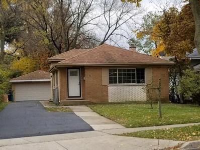 343 E Parkside Avenue, Lombard, IL 60148 - #: 10149709