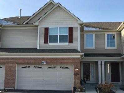 159 Birch Lane, St. Charles, IL 60175 - #: 10157642