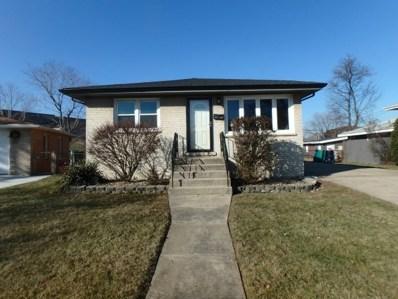 6628 Ridge Drive, Chicago Ridge, IL 60415 - #: 10160577