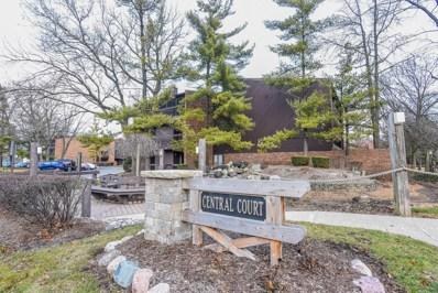 14515 Central Court UNIT G2, Oak Forest, IL 60452 - #: 10160863