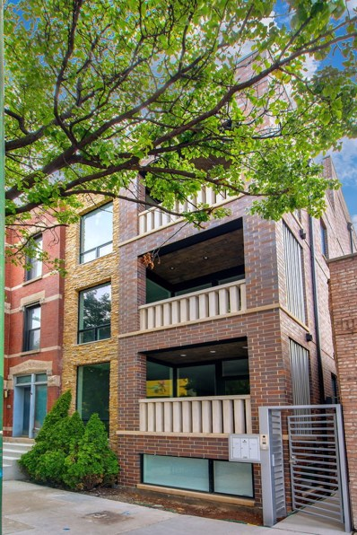 513 N May Street UNIT 1, Chicago, IL 60642 - #: 10164390