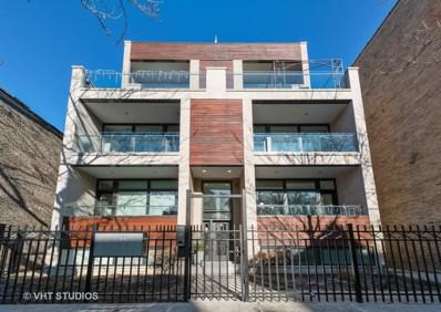 1522 W Huron Street UNIT 3E, Chicago, IL 60642 - #: 10166446