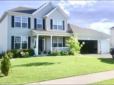 998 White Plains Lane, Yorkville, IL 60560 - #: 10166569