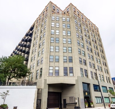 1550 S Blue Island Avenue UNIT 1122, Chicago, IL 60608 - #: 10167474