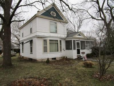 413 W Center Street, Sandwich, IL 60548 - #: 10167494