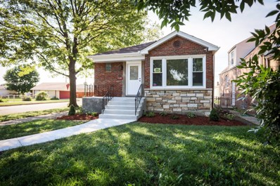 3401 W 84th Place, Chicago, IL 60652 - #: 10168179