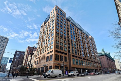 520 S State Street UNIT 1624, Chicago, IL 60605 - #: 10168715