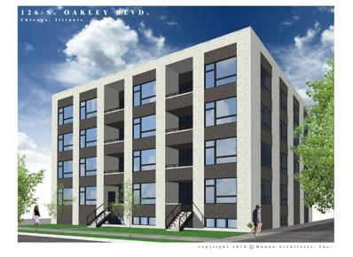 126 S Oakley Boulevard UNIT 4-W, Chicago, IL 60612 - #: 10170223