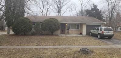 901 Blackhawk Drive, University Park, IL 60484 - #: 10170373