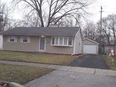 121 S Normandy Drive, Chicago Heights, IL 60411 - #: 10172097