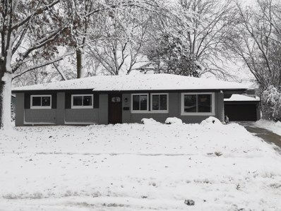 1380 Cooper Road, Hoffman Estates, IL 60169 - #: 10251367