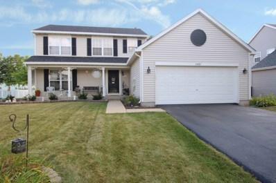 1467 Foxmoor Lane, Elgin, IL 60123 - #: 10253060