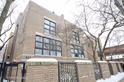 931 W Wrightwood Avenue UNIT C, Chicago, IL 60614 - #: 10262447