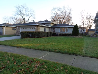 4927 Forest Court, Oak Forest, IL 60452 - #: 10263414
