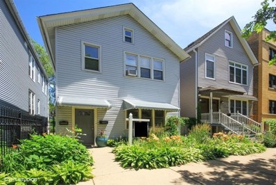 2333 N Rockwell Street, Chicago, IL 60647 - #: 10271847