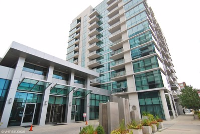 125 S Green Street UNIT 805A, Chicago, IL 60607 - #: 10277306