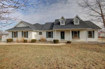 1273 N 350 East Road, Monticello, IL 61856 - #: 10281301