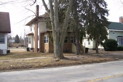 307 E Oak Street, Fairbury, IL 61739 - #: 10305744