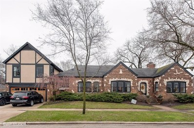 135 Barton Avenue, Evanston, IL 60202 - #: 10317998