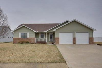 112 N Heritage Drive, Fisher, IL 61843 - #: 10323597