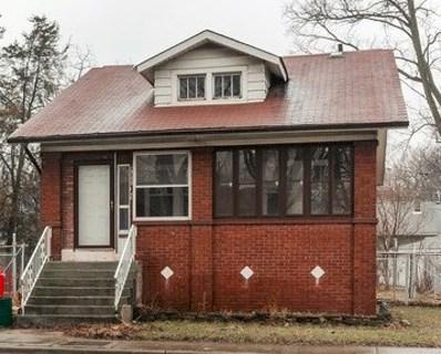 17056 Wood Street, Hazel Crest, IL 60429 - #: 10326442