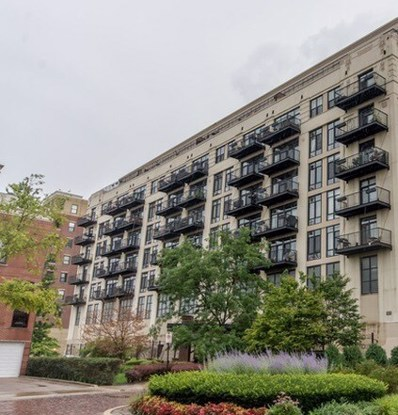 1524 S Sangamon Street UNIT 405-S, Chicago, IL 60608 - #: 10329764