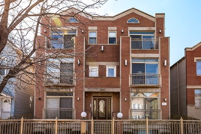 1624 N Campbell Avenue UNIT 2N, Chicago, IL 60647 - #: 10331082