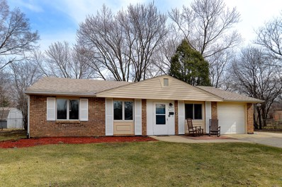 1419 Niess Court, Glendale Heights, IL 60139 - #: 10333235