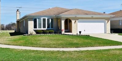 597 Concord Lane, Des Plaines, IL 60016 - #: 10336867