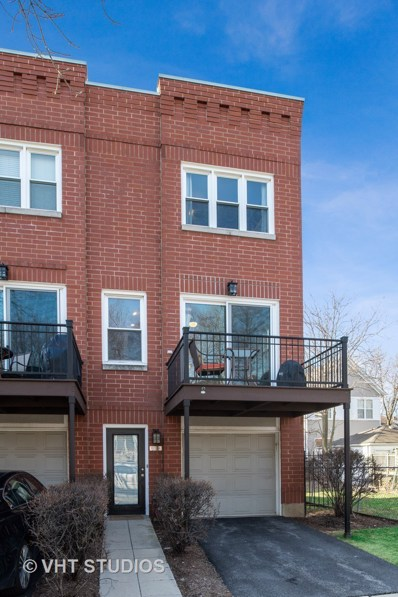 1833 W Oakdale Avenue UNIT A, Chicago, IL 60657 - #: 10338398