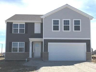 535 Colchester Drive, Oswego, IL 60543 - #: 10338481
