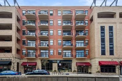 1301 W Madison Street UNIT 522, Chicago, IL 60607 - #: 10361544