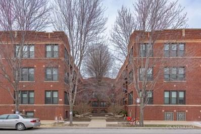 2104 W Montrose Avenue UNIT 3, Chicago, IL 60618 - #: 10363292
