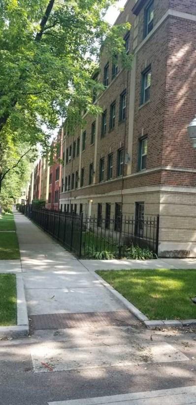 1822 W Chase Avenue UNIT G, Chicago, IL 60626 - #: 10363481