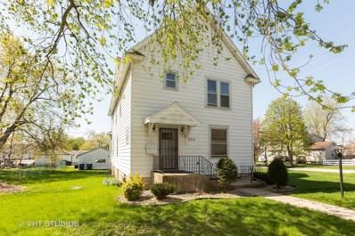 3551 213th Place, Matteson, IL 60443 - #: 10363644