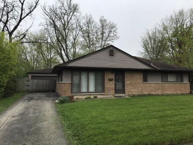 167 Shabbona Drive, Park Forest, IL 60466 - #: 10370462