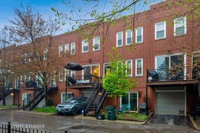 2825 N Wolcott Avenue UNIT D, Chicago, IL 60657 - #: 10373776