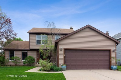 1334 W Darlington Circle, Hoffman Estates, IL 60169 - #: 10380636