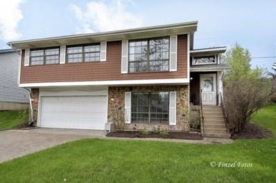 1596 Brookside Drive, Hoffman Estates, IL 60194 - #: 10382388