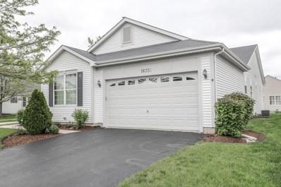 16351 Montclare Lake Court, Crest Hill, IL 60403 - #: 10386258