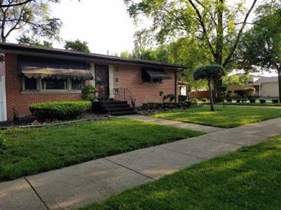 1059 W 107th Street, Chicago, IL 60643 - #: 10386769