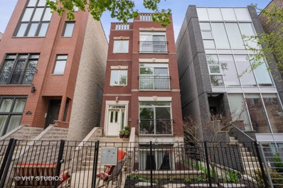1019 N Winchester Avenue UNIT 3, Chicago, IL 60622 - #: 10395692