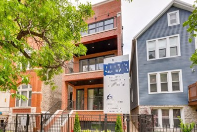 1011 N Winchester Avenue UNIT 3, Chicago, IL 60622 - #: 10411384