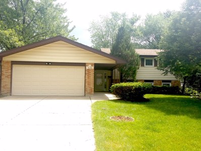 435 W Newport Road, Hoffman Estates, IL 60169 - #: 10417197