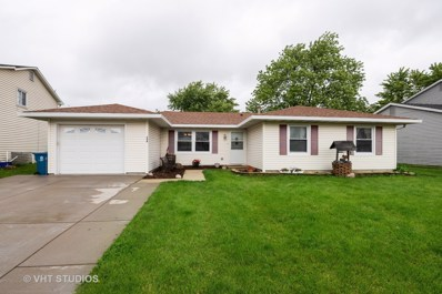 126 W Wrightwood Avenue, Glendale Heights, IL 60139 - #: 10430379