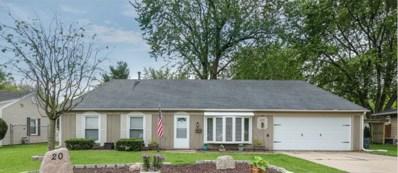 20 Pickford Road, Montgomery, IL 60538 - #: 10431711