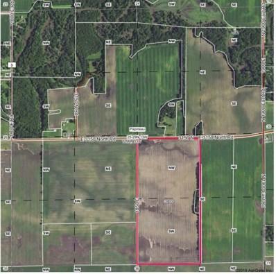 80 Acres Section 25 T29N R13W, Papineau, IL 60956 - #: 10435242