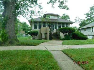 16930 Jodave Avenue, Hazel Crest, IL 60429 - #: 10436867