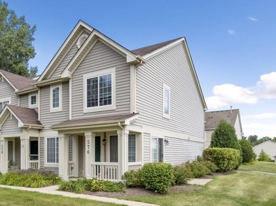 576 Blue Springs Drive, Fox Lake, IL 60020 - #: 10437142